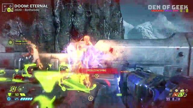 Doom Eternal - Exclusive Sneak Preview