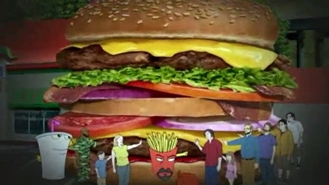 Aqua Teen Hunger Force S07E06 Hands On