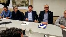 Torra encabeza una reunión sobre el temporal en Catalunya