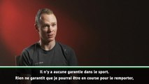 """TdF 2020 - Froome : """"Remporter un cinquième maillot jaune"""""""