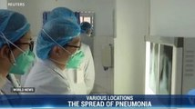 The Spread of Pneumonia