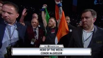 VA Hero of the Week: Conor McGregor