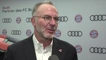 Audi and FC Bayern extend partnership until 2029 - Karl-Heinz Rummenigge