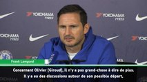 Chelsea - Toujours pas d'accord trouvé pour le départ Giroud