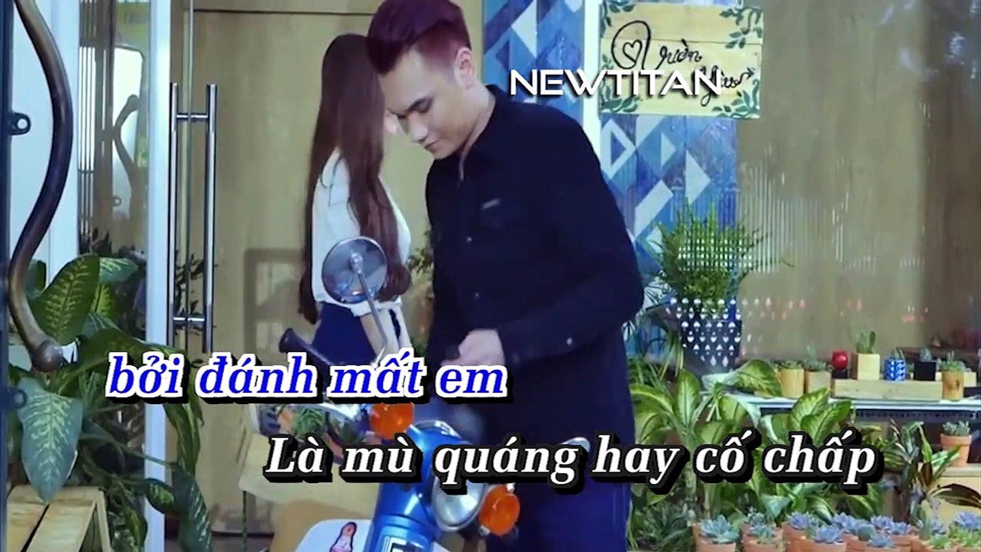 [Karaoke] Không Yêu Cũng Đừng Làm Bạn - Khắc Việt [Beat]