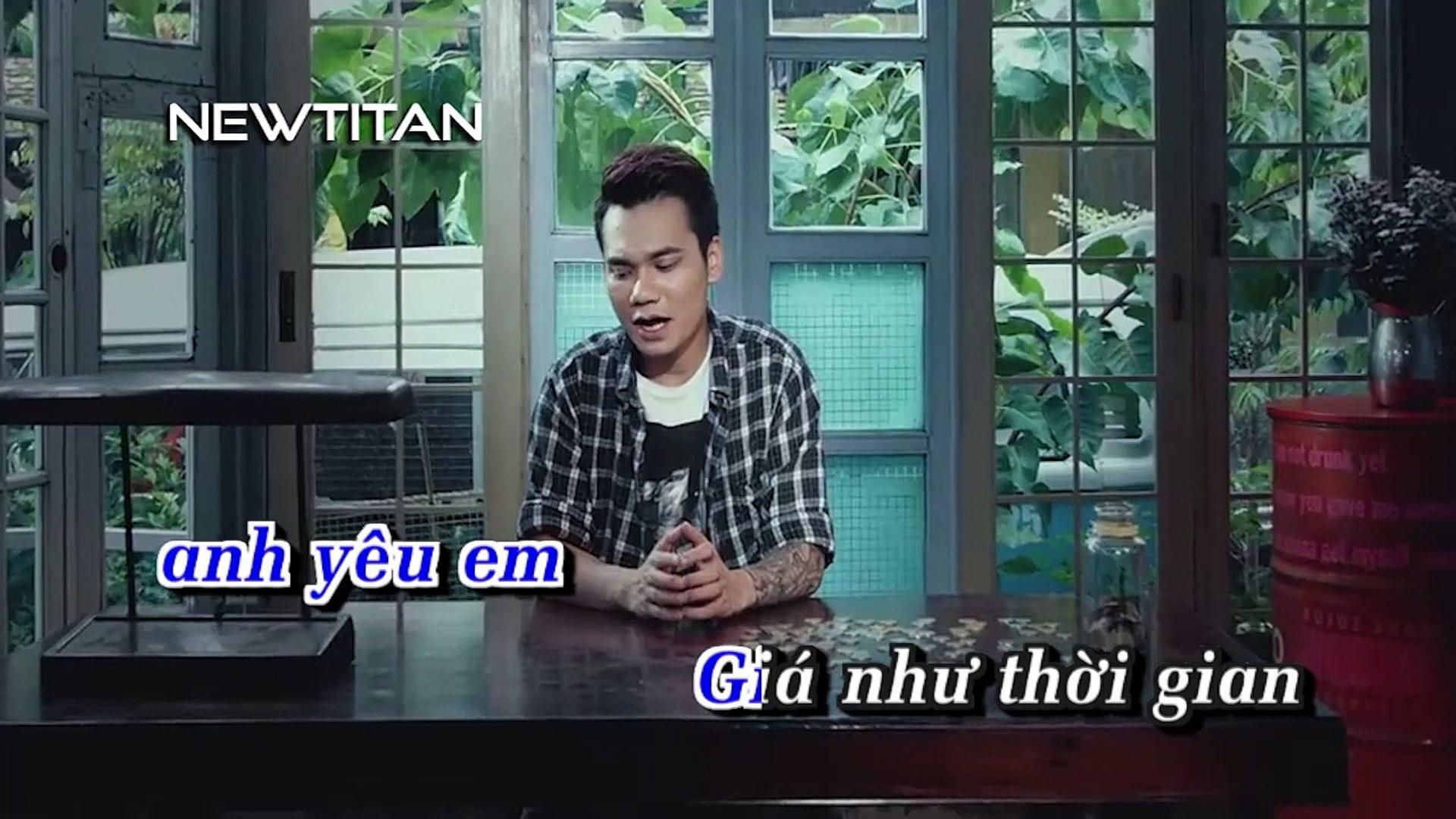 [Karaoke] Có Lẽ Ta Đã Hạnh Phúc - Khắc Việt [Beat]