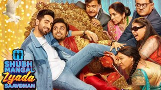 Shubh Mangal Zyada Saavdhan First LOOK Poster Out | Ayushmann Khurrana