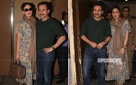 Kareena Kapoor Khan-Saif Ali Khan's Movie Date Bookmark Bebo's Look For Your Next Movie Night
