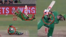 """Glenn Maxwell Left Shell-Shocked After """"Nasty"""" Beamer Nearly Takes His Head Off 
