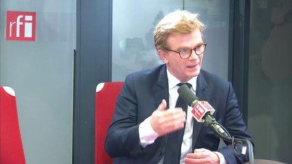 Marc Fesneau - RFI mardi 21 janvier 2020
