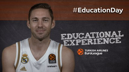 Educational Experience: Fabien Causeur, Real Madrid
