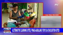 NDRRMC, at DepEd, pinag-aaralan kung saan maaaring ilipat ang ilang evacuees