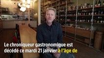 Sébastien Demorand, juré de « MasterChef », est mort