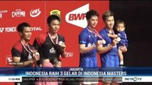 Usai Indonesia Masters, Atlet Badminton Indonesia Siap untuk Olimpiade 2020