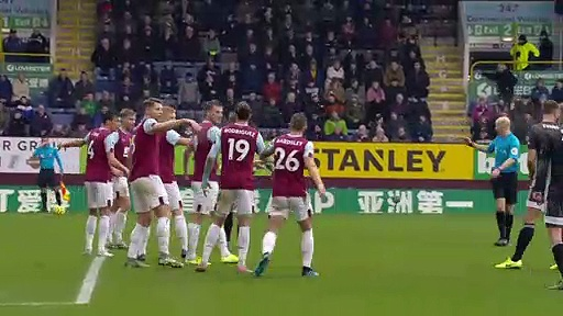 Burnley - Leicester (2-1) - Maç Özeti - Premier League 2019/20