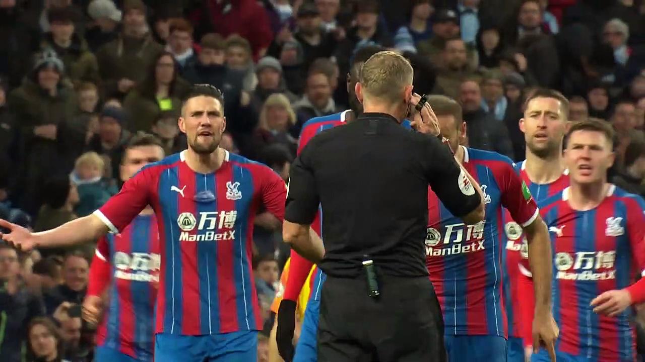 Manchester City - Crystal Palace (2-2) - Maç Özeti - Premier League 2019/20