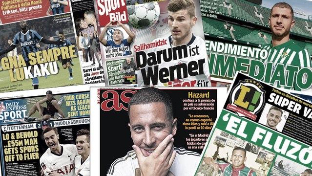 L'appel du pied de Paulo Dybala pour faire revenir Paul Pogba à la Juventus, le Barca prospecte pour son 9