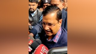 Others fighting AAP, I'm fighting for development: Kejriwal