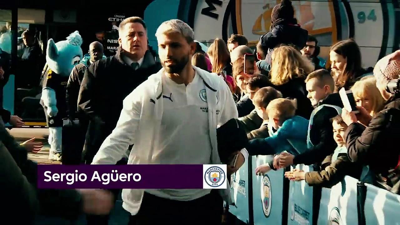 Premier League'de 23. Haftanın Oyuncusu | Sergio Agüero