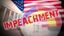 Videografik: Das Amtsenthebungsverfahren in den USA