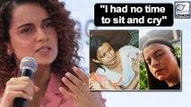 Kangana Reveals What She Did After Acid Attack On Sister Rangoli