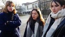 Réforme du bac à Annecy : feu devant le lycée, épreuves reportées