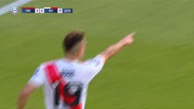 Argentine - River Plate conserve la tête