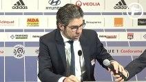 OL : Juninho explique le choix Karl Toko Ekambi