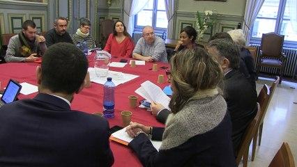 Dernier conseil municipal pour Saint-Etienne