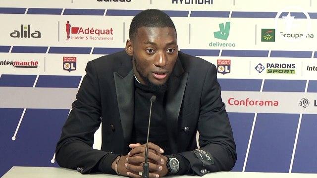 "Karl Toko Ekambi : ""Lyon ça ne se refuse pas"""