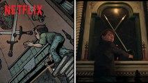Locke & Key - De la B.D. à l'écran VOSTFR - Netflix France