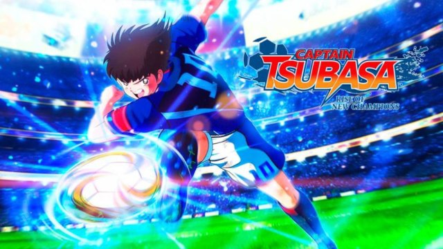 Captain Tsubasa: Rise of New Champions - Announcement Trailer - PS4/PC/SWITCH