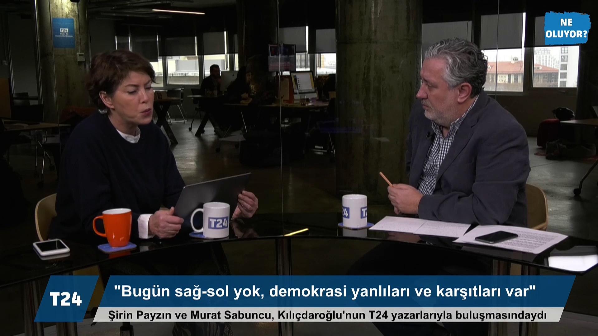 """""""TOBB 8 yıldır AKP'nin kuruluşu gibi, TÜSİAD'ın sessizlik lüksü yok"""""""