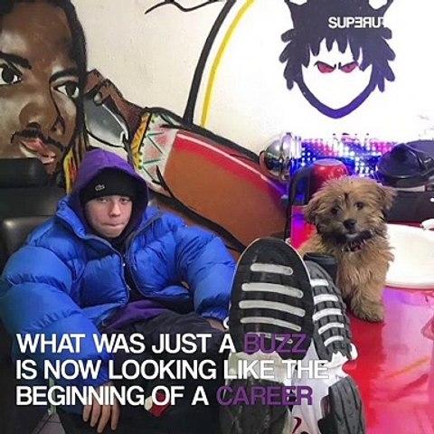 KaNoe, hardcore rapper at 14