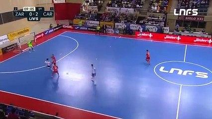 Le geste très fair-play d'un joueur de futsal en Espagne
