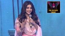 Nabha Natesh Fun With Anchor Suma   Disco Raja Event