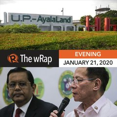 Ayala Land shares drop after Malacañang rants | Evening wRap