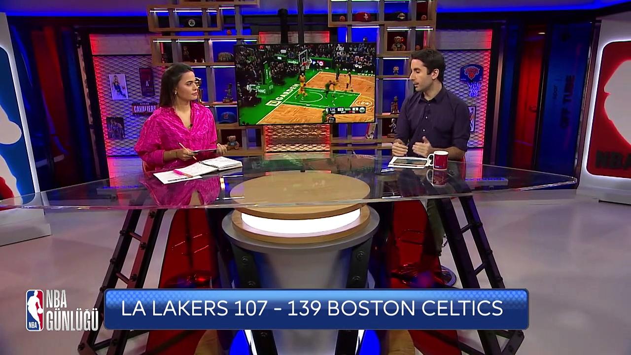 NBA Günlüğü | 21.01.2020