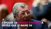 Patrick Balkany à nouveau hospitalisé : Isabelle Balkany donne des nouvelles peu rassurantes