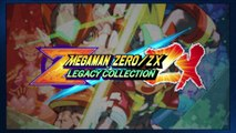 "Mega Man Zero / ZX Legacy Collection - Bande-annonce ""Chosen Ones"""