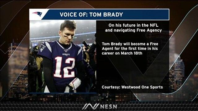 Tom Brady Addresses Future, Likelihood Of Leaving Patriots