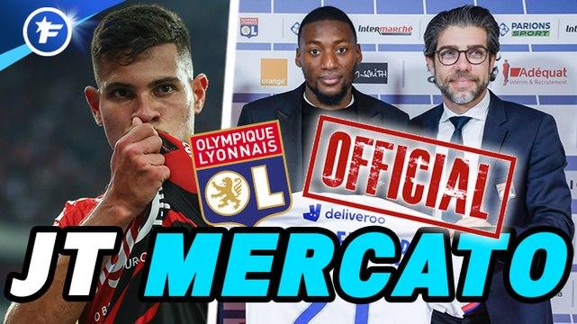 Journal du Mercato : l'Inter Milan en pleine galère, l'OL accélère enfin