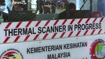 Precaución en los aeropuertos europeos por la propagación del coronavirus en Asia que deja 6 muertos