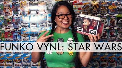 Funko Vynl: Star Wars - OBI WAN & DARTH MAUL Collectible Figure