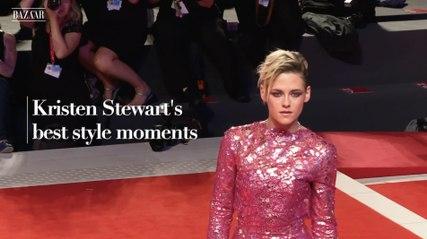 Kristen Stewart's best style moments