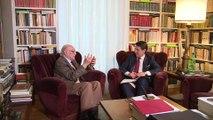 Brescia - Dialogo del Presidente Conte con il Professore Emanuele Severino (21.01.20)