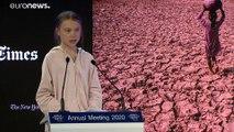 Davos, el ring del nuevo duelo entre Donald Trump y Greta Thunberg