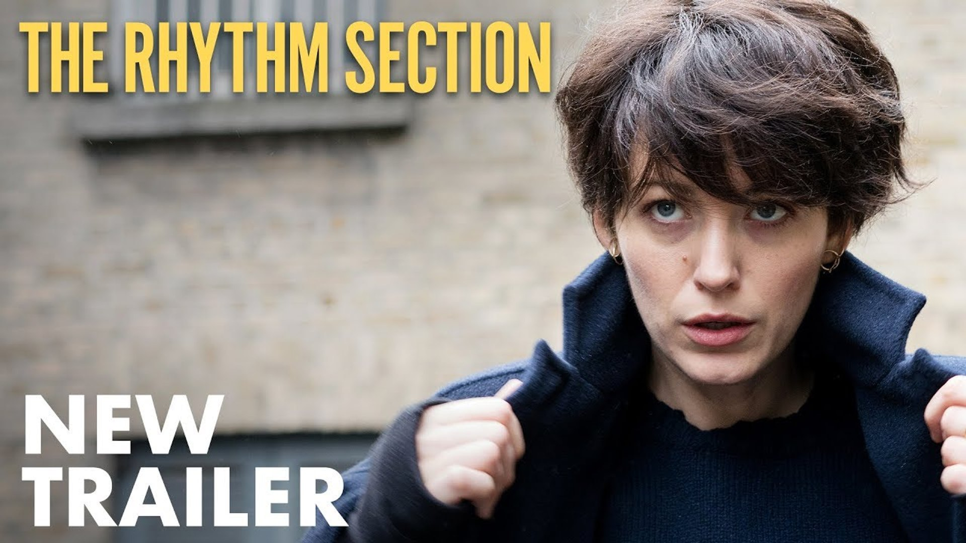 The Rhythm Section Official Trailer 2 (2020) Blake Lively, Jude Law Drama Movie