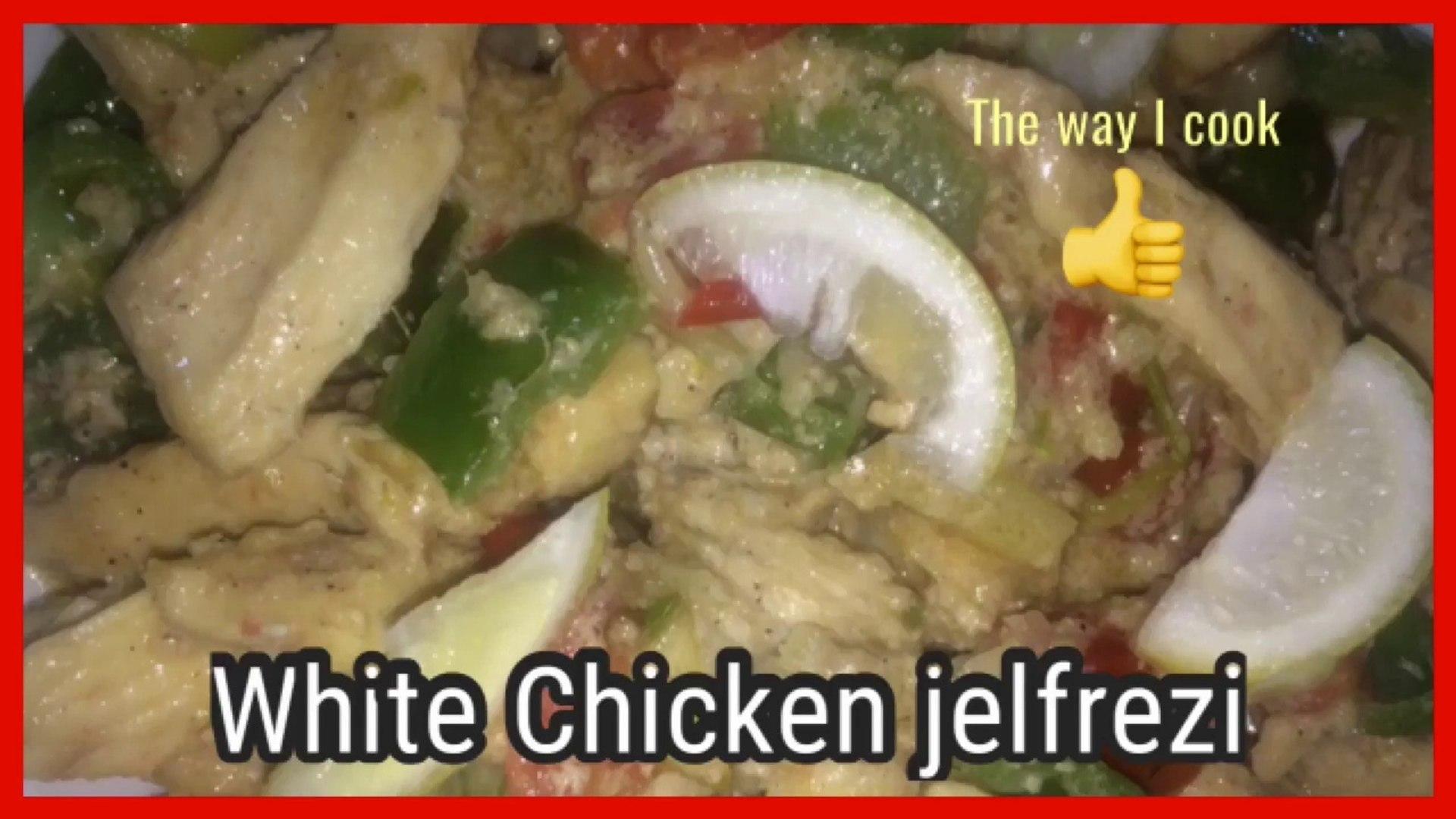 Chicken White Jalfrezi Recipe Chicken Jalfrezi Recipe 1 Video Dailymotion