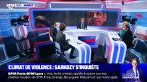 Story 5 : Climat de violence: Nicolas Sarkozy s'inquiète - 21/01